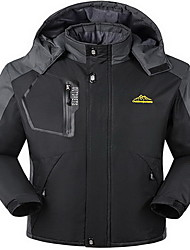 Hiking Tops Women's / Men's Waterproof / Thermal / Warm / Windproof / Insulated / Comfortable Spring / Summer / Fall/Autumn / Winter