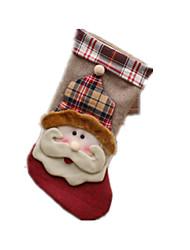 Holiday Props / Holiday Supplies / Holiday Decorations Holiday Supplies Santa Suits / Elk / Snowman Cloth / Textile / Plush