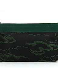 Makeup Storage Cosmetic Bag / Makeup Storage Nylon Others 21*12.5*3 Green