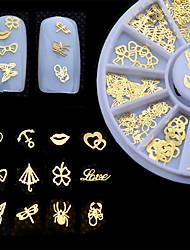 1pcs-Bijoux pour ongles-Doigt- en Adorable / Punk-6cm