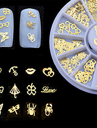 1pcs Nail Jewelry Decorative  Turntable Nail Tool