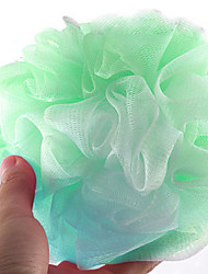 cor banho de escova de banho necessária banho linda flor banho de bola de cor (cores aleatórias)
