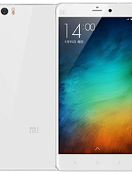 "Xiaomi MI Note 5.7 "" MIUI 4G Smartphone (Dual SIM Quad Core 13 MP 3GB + 16 GB White / Natural Bamboo)"