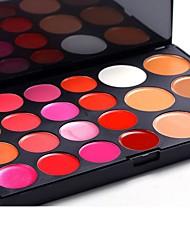 44 Lidschattenpalette Trocken Lidschatten-Palette Kompaktpuder Normal Alltag Make-up