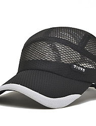 Cap/Beanie / Hat Protective / Comfortable Unisex Leisure Sports / Baseball Spring / Summer Gray / Black