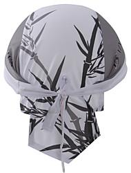 Xintown unisexe sports headwrap hommes et womens cap quick dry cycling transfer headband bandeau crâne vert et blanc