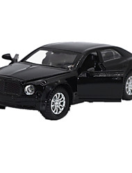Educational Toy Model & Building Toy Car Metal Black For Boys / For Girls