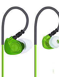 Plextone S20 ® Sweatproof/Night-Luminous/Sport headphones Wired Earbuds (In Ear) With Microphone/for Music
