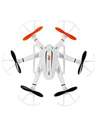Drone FQ777 956 4CH 6 Eixos Modo Espelho Inteligente Vôo Invertido 360° Estação TerrestreQuadcóptero RC Controle Remoto Cabo USB 1