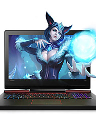 Lenovo gaming laptop Y910-17 RGB backlit 17.3 inch Intel i7 Quad Core 32GB RAM 1TB 512GB SSD hard disk Windows10