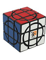 Toys Smooth Speed Cube 3*3*3 Novelty Stress Relievers Magic Cube Black ABS Plastic
