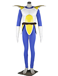 Dragon Ball Cosplay Costumes  Vest / Shoes / Tail / More Accessories / Leoward Kid