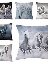 Modern Cushion Covers Car Seat Covers For Sofa Home Decor Chair Pillowcase 17.7'X17.7' (45CMx45CM)
