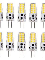 3W G4 LED лампы типа Корн T 20 SMD 2835 280-300 lm Тёплый белый Холодный белый V 10 шт.