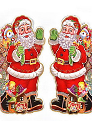 Holiday Props Christmas Decorations Christmas Party Supplies Holiday Supplies Santa Suits Paper Red