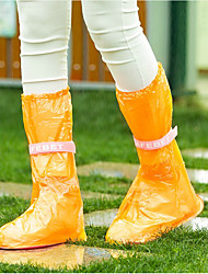 PVC for Shoes Covers Rain-Proof Green / White / Orange