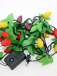 Christmas Decorations / Christmas Lights / Christmas Party Supplies Holiday Supplies / Plastic Rainbow /random