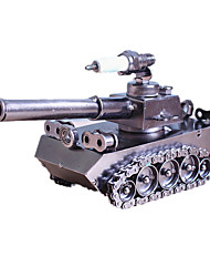 Display Model Model & Building Toy Toys Novelty Tank Metal Gray / Silver For Boys