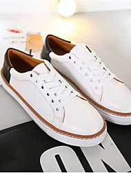 Women's Sneakers Others Microfibre Casual White