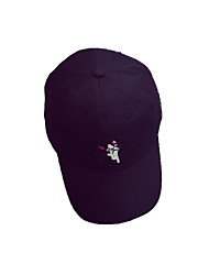 Cap/Beanie Hat Women's Unisex Comfortable Protective for Leisure Sports Baseball
