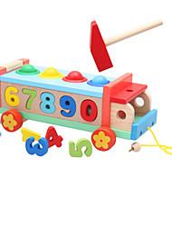 Jouet Educatif Bois Arc-en-ciel Toy Musique
