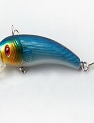 "1 pcs Metal Bait Hard Bait Assorted Colors 8.5 g/5/16 oz. Ounce mm/3-1/4"" inch,Metal Bait Casting / General Fishing"