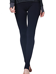 Yoga Pants Bottoms Compression High Sports Wear Gray Black Women's Sports Yoga
