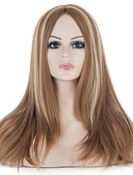 24 pouces femmes perruque de longs cheveux raides pour les femmes de cheveux synthétiques noir discount carnaval vendredi
