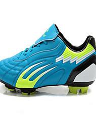 Sports Sneakers / Soccer Shoes Unisex Anti-Slip / Wearproof / Ultra Light (UL) PVC Leather Rubber Running/Jogging / Football