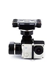 Общие характеристики Общие характеристики Камера / Видео RC Quadcopters Дроны RC самолеты Черный Металл 1 шт.