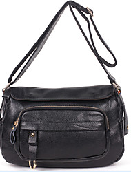 Women Cowhide Formal / Sports / Casual / Event/Party / Outdoor / Office & Career / Professioanl Use Shoulder Bag