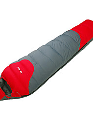Schlafsack Rechteckiger Schlafsack Doppelbett(200 x 200) -15-20 Enten Qualitätsdaune 300g 220X80 Wandern Camping Reisen Jagd Draußen