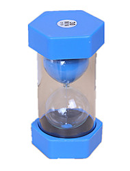 Hourglasses Novelty Toy Cylindrical Plastic Blue For Boys / For Girls 5 to 7 Years / 8 to 13 Years / 14 Years & Up