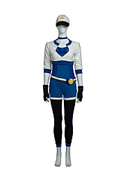 costumes de cosplay / petit costume de cosplay monstre taille costume sur mesure de haute qualité poket ensemble complet bleu