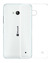 For Nokia Case Ultra-thin / Transparent Case Back Cover Case Solid Color Soft TPU NokiaNokia Lumia 930 / Nokia Lumia 640 / Nokia Lumia