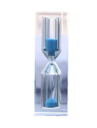 Hourglasses Novelty Toy Toys Plastic Blue For Boys / For Girls 5 to 7 Years / 8 to 13 Years / 14 Years & Up