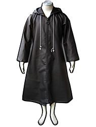 Inspiré par Kingdom Hearts Cosplay Anime Costumes de cosplay Costumes Cosplay Couleur Pleine Manteau Pour Masculin