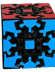 Игрушки Гладкая Speed Cube 3*3*3 Оригинальные Избавляет от стресса Кубики-головоломки черный увядает ABS