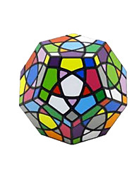 Toys Smooth Speed Cube Alien Megaminx Novelty Stress Relievers Magic Cube Black Plastic