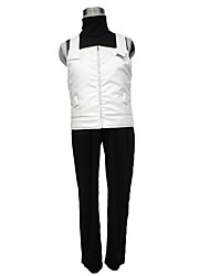 Naruto Anime Cosplay Costumes Vest/Pants/T-shirt/Sleeves/Gloves male