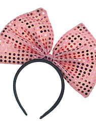 Headpiece Inspired by Cosplay Cosplay Anime Cosplay Accessories Headpiece Pink Cotton Male / Female / Kid
