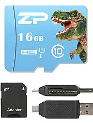 ZP 16 Гб MicroSD Класс 10 80 Other Множественный в одном кард-ридер Считыватель Micro SD карты устройства для чтения карт памяти SD ZP-1