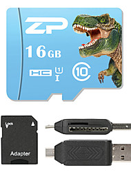 ZP 16GB MicroSD Classe 10 80 Other Multipli in un lettore di schede lettore di schede micro SD lettore di schede SD ZP-1 USB 2.0
