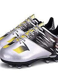 Sports Sneakers / Soccer Shoes Men's / Women's / Kid's Anti-Slip / Wearproof / Ultra Light (UL) PVC Leather RubberRunning/Jogging /