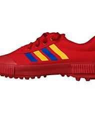 Кроссовки для ходьбы Муж. Противозаносный Износостойкий Ультралегкий (UL) На открытом воздухе Футбол