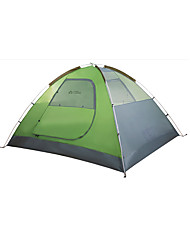 3-4 persons Tent Triple Automatic Tent One Room Camping Tent OxfordWaterproof Breathability Ultraviolet Resistant Windproof Keep Warm