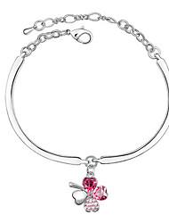 Bracelet Chain Bracelet / Charm Bracelet Alloy Leaf / Others Fashion / Personalized Birthday / Gift / Wedding / Party / Daily / Casual