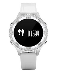 Smart WatchWater Resistant/Waterproof / Long Standby / Calories Burned / Pedometers / Exercise Log / Health Care / Sports / Heart Rate