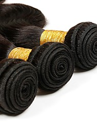 Indian Body Wave Virgin Hair 3 Packs Indian virgin hair Body Wave Unprocessed Raw Indian Virgin Hair Wavy 300g 8-30inch Human Hair Extensions