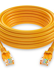 SAMZHE  YL-510 High Speed Over Five Types Of Network Cable 10 Meters (Yellow)